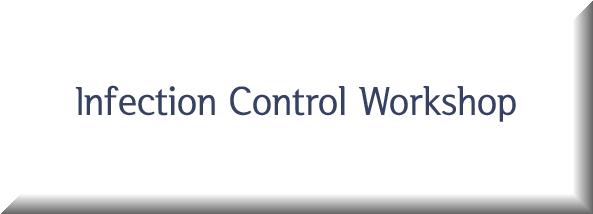 Infection control Workshop Button